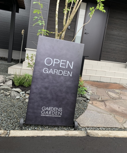 OPEN HOUSE&OPEN GARDENありがとうございました